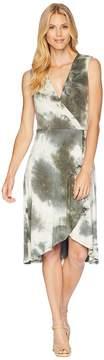Bobeau B Collection by Rowan Wrap Dress Women's Dress