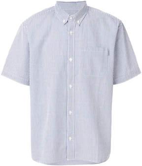 Carhartt striped short sleeve shirt
