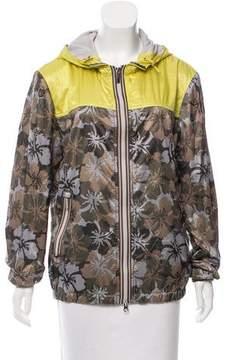ADD Floral Wind Breaker Jacket w/ Tags