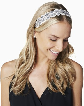 Sparkle Scallop Head Wrap