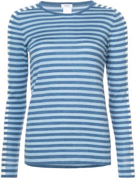 Akris Punto striped jersey