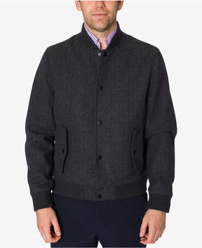 Buffalo David Bitton Men's Herringbone Bomber Jacket