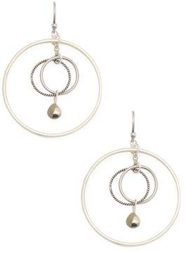 Chan Luu Women's Round Drop Earrings