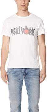 Remi Relief Long Wash New York Tee