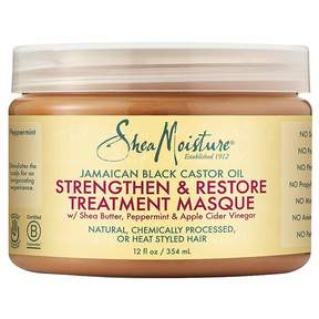 Shea Moisture Sheamoisture SheaMoisture Strengthen, Grow & Restore Treatment Masque Jamaican Black Castor Oil