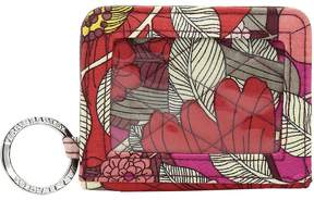 Vera Bradley Campus Double ID Credit card Wallet