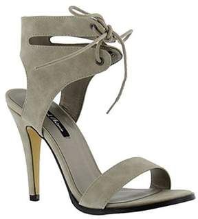 Michael Antonio Women's Lines Dress Sandal.