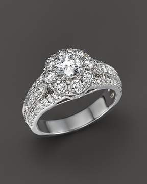 Bloomingdale's Diamond Engagement Ring in 14K White Gold, 1.75 ct. t.w. - 100% Exclusive