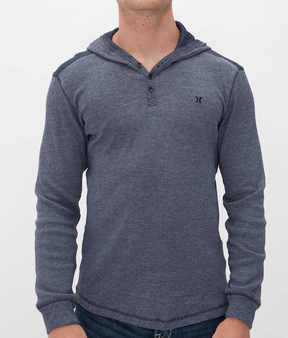 Hurley Willix Thermal Henley