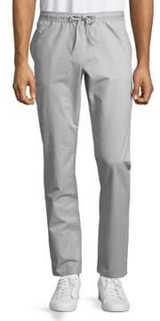 Black & Brown Black Brown Drawcord Vintage Chino Pants