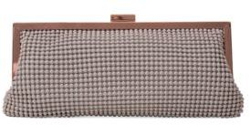 Jessica Mcclintock Erin Ball Mesh Framed Clutch