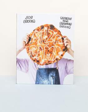 Books Pizza Camp Cook Book