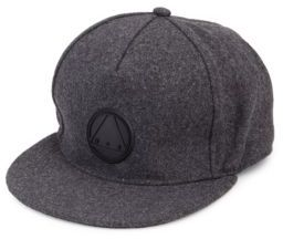 McQ Cotton Logo Baseball Hat