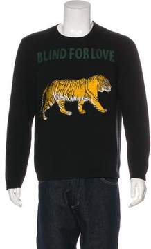 Gucci 2017 Blind For Love Sweater
