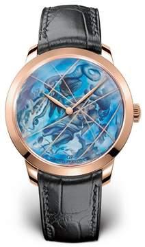 Girard Perregaux 1966 Coronelli's Globe Automatic Men's Watch