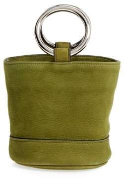 Simon Miller Bonsai Nubuck Bucket Bag - Green