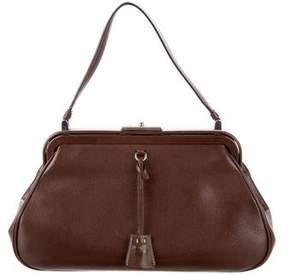 Prada Madras Cerniera Small Frame Bag