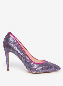 Dorothy Perkins Multi Coloured Glitter 'Emily' Pointed Court Shoes