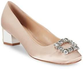 Karl Lagerfeld Paris Women's Calina Embellished Heels