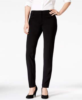 BCX Juniors' Straight-Leg Pants