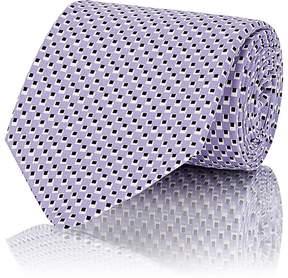 Ralph Lauren Purple Label Men's Dot-Pattern Silk Necktie