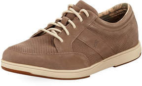 Tommy Bahama Men's Island Relaxology Suede Sneakers