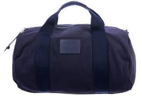 Rebecca Minkoff Nylon Duffle Bag - BLUE - STYLE