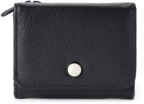 Apt. 9 Anna Soho Leather RFID-Blocking Indexer Mini Wallet