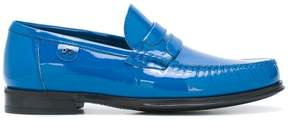 Dolce & Gabbana patent leather moccassins