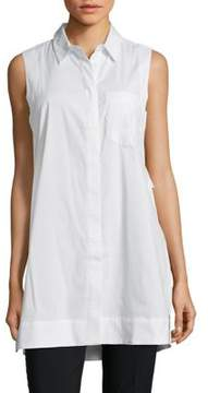 Context Button-Front Tunic