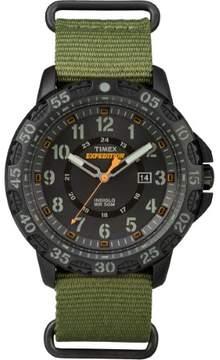 Timex Expedition Gallatin TW4B03600 Green/Black Analog Mineral Men's Watch