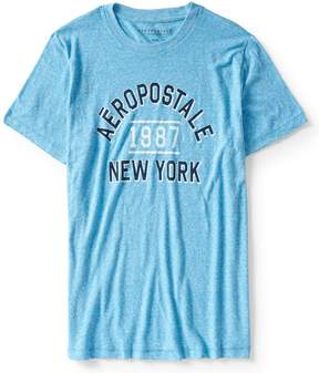 Aeropostale 1987 New York Logo Graphic Tee