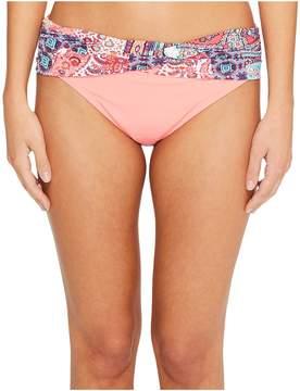 Bleu Rod Beattie Free Spirit Sarong Hipster Women's Swimwear