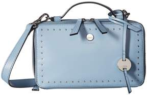 Lodis Pismo Stud RFID Sally Zip Around Crossbody Cross Body Handbags