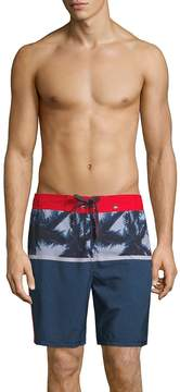 ProjekRaw PROJEK RAW Men's Printed Swim Shorts