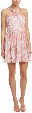 Flying Tomato Floral Mini Dress