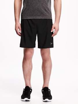Old Navy Go-Dry Mesh-Trim Run Shorts for Men (7)
