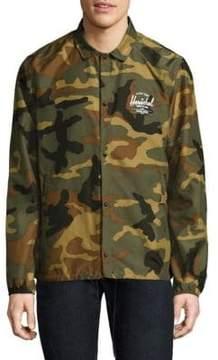 Herschel Coach Voyage Camouflage Shirt