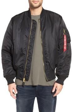 Alpha Industries Men's 'Ma-1' Slim Fit Bomber Jacket