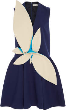 DELPOZO M'O Exclusive Embellished Cotton Dress