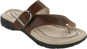Eastland Tahiti Leather Flat Sandals