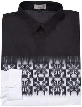 Christian Dior Men's Printed Sportshirt