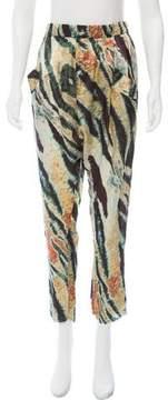 Baja East Silk Harem Pants w/ Tags