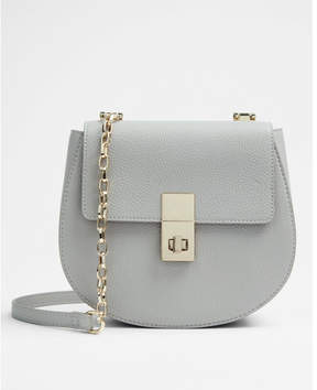 Express turnlock cross body bag