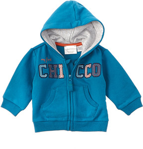 Chicco Boys' Blue Zip Up Jacket