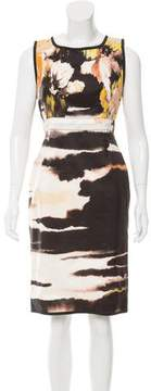 Aquilano Rimondi Aquilano.Rimondi Sleeveless Knee-Length Dress