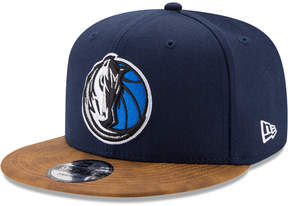 New Era Dallas Mavericks Team Butter 59FIFTY Snapback Cap