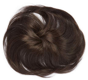 Hairdo. by Jessica Simpson & Ken Paves Midnight Brown Modern Chignon