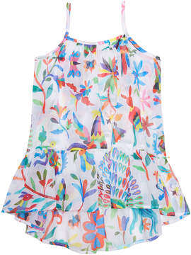 Milly MINIS CABANA ITALIAN FOLKLORIC HIGH LOW COVERUP