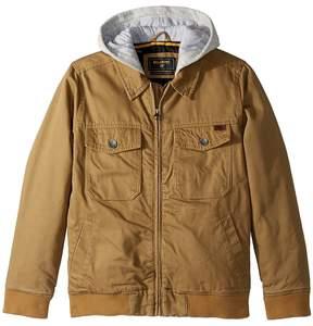 Billabong Kids Barlow Twill Jacket Boy's Coat